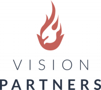 Vision Partners Blue Text small